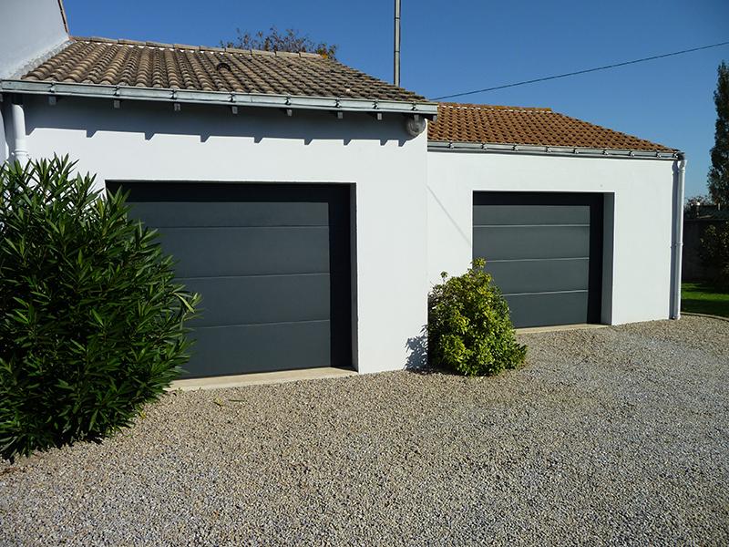 Portes de garage bms falleron fabricant et poseur for Poseur porte garage