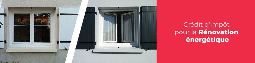 fenêtre pvc et économie d'énergie, BMS  Falleron Vendée